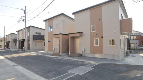 タウンハウス徳倉新築工事