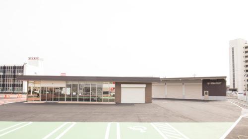 トヨタカローラ静岡富士店マイカーセンター・研修棟建設工事