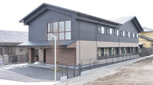 宇東川複合小規模ホーム新築工事