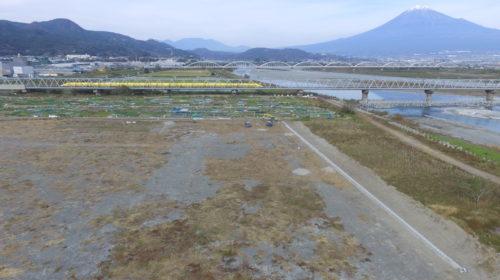 富士川右岸緑地整備工事