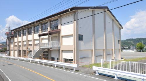 富士市立富士川第二中学校屋内運動場改築主体建築工事