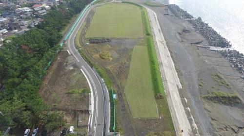 平成28年度田子の浦港緑地整備工事