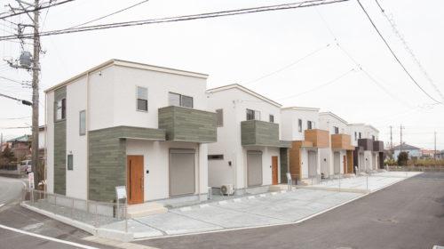 タウンハウス山崎新築工事