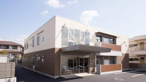 ベネフィットサービス看護小規模多機能型居宅介護施設建設工事