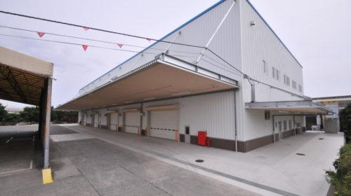 リョービ静岡工場物流倉庫建設工事JV