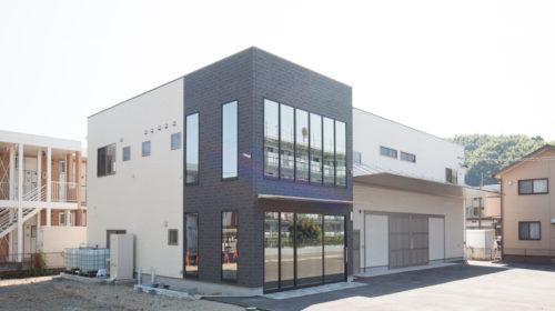 マーキュリー本社・営業所新築工事