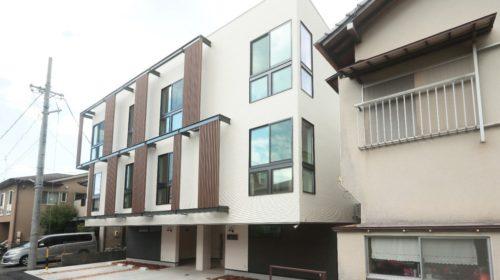 山口共同住宅新築工事